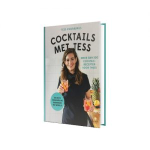 Book Cocktails with Tess