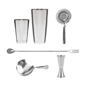 Cocktail Tools Boxed Set