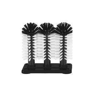 Brush head Set Aluminium Base 3